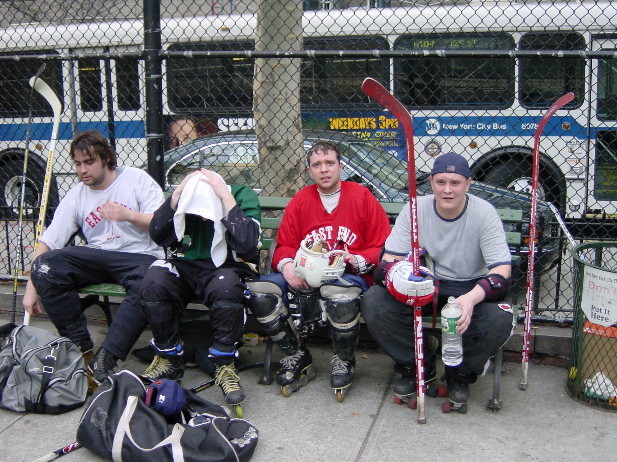 East End Roller Hockey Home Page
